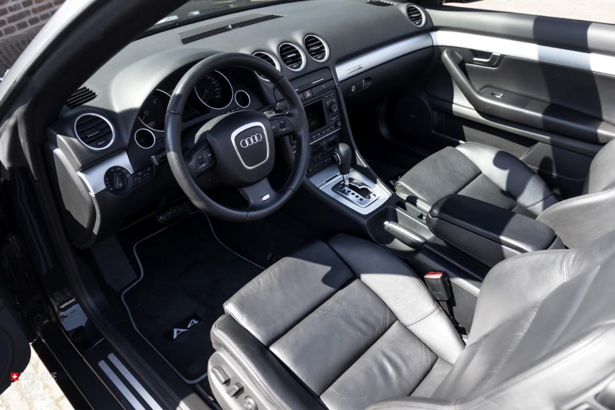 ORshoots - Exclusive Swiss Cars - Audi A4 Cabriolet - Met WM (25)