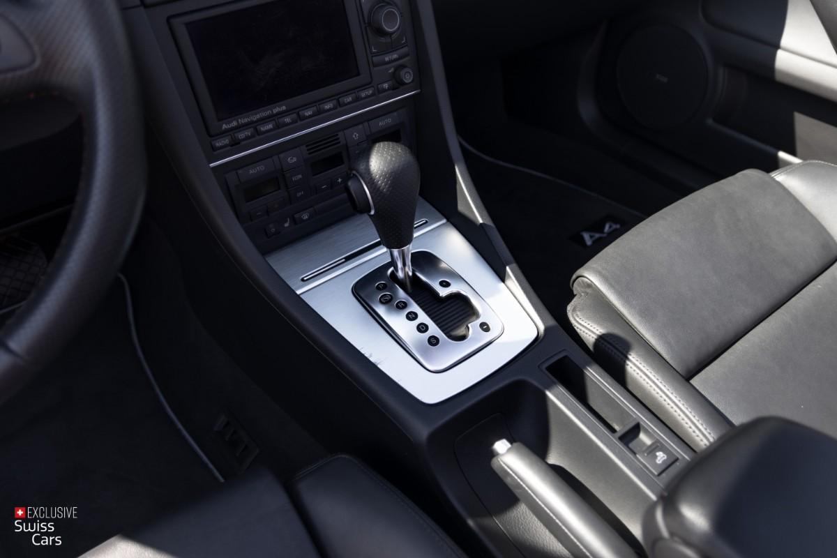 ORshoots - Exclusive Swiss Cars - Audi A4 Cabriolet - Met WM (26)