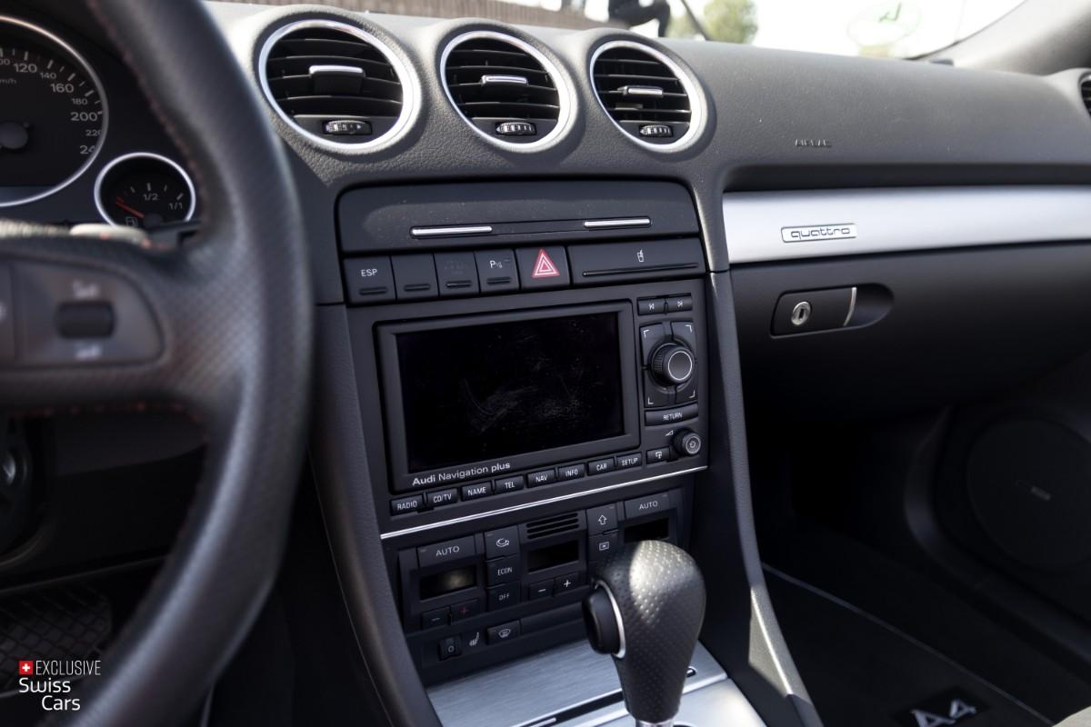 ORshoots - Exclusive Swiss Cars - Audi A4 Cabriolet - Met WM (27)