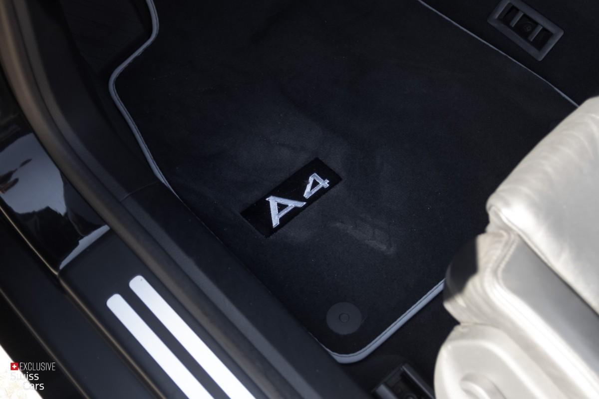 ORshoots - Exclusive Swiss Cars - Audi A4 Cabriolet - Met WM (38)