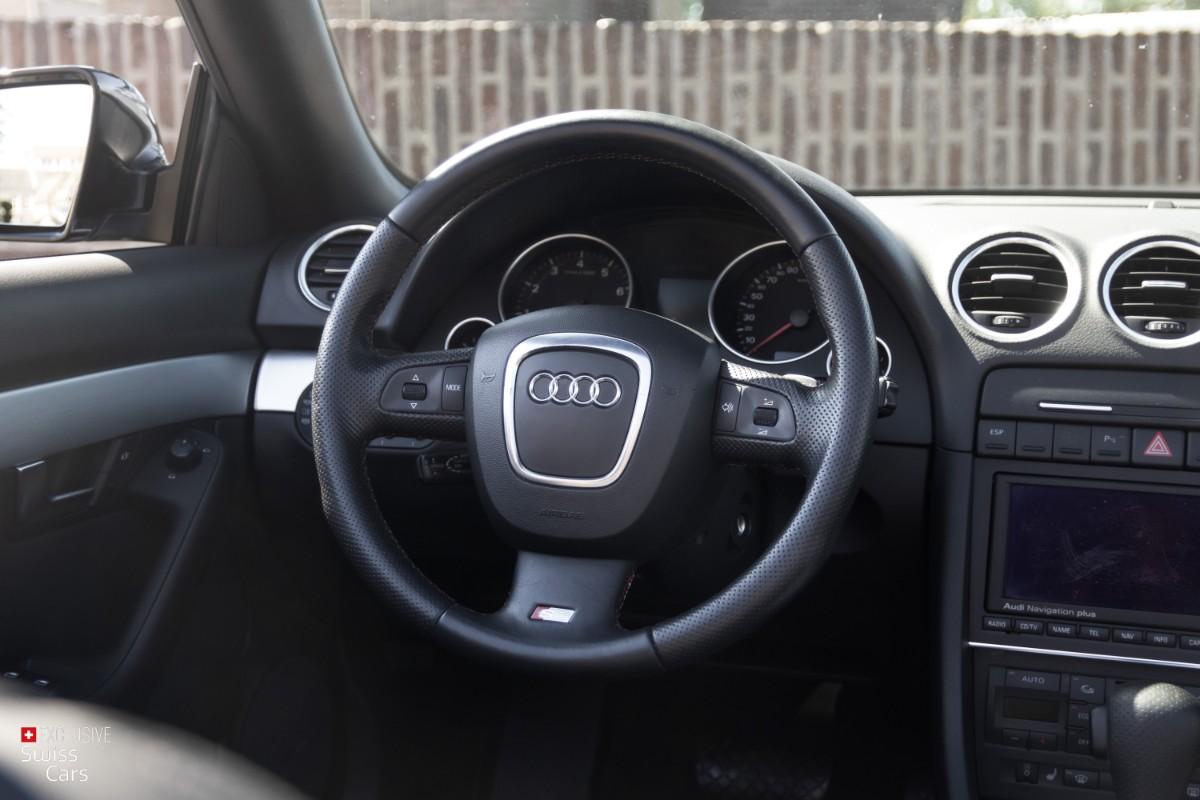 ORshoots - Exclusive Swiss Cars - Audi A4 Cabriolet - Met WM (44)