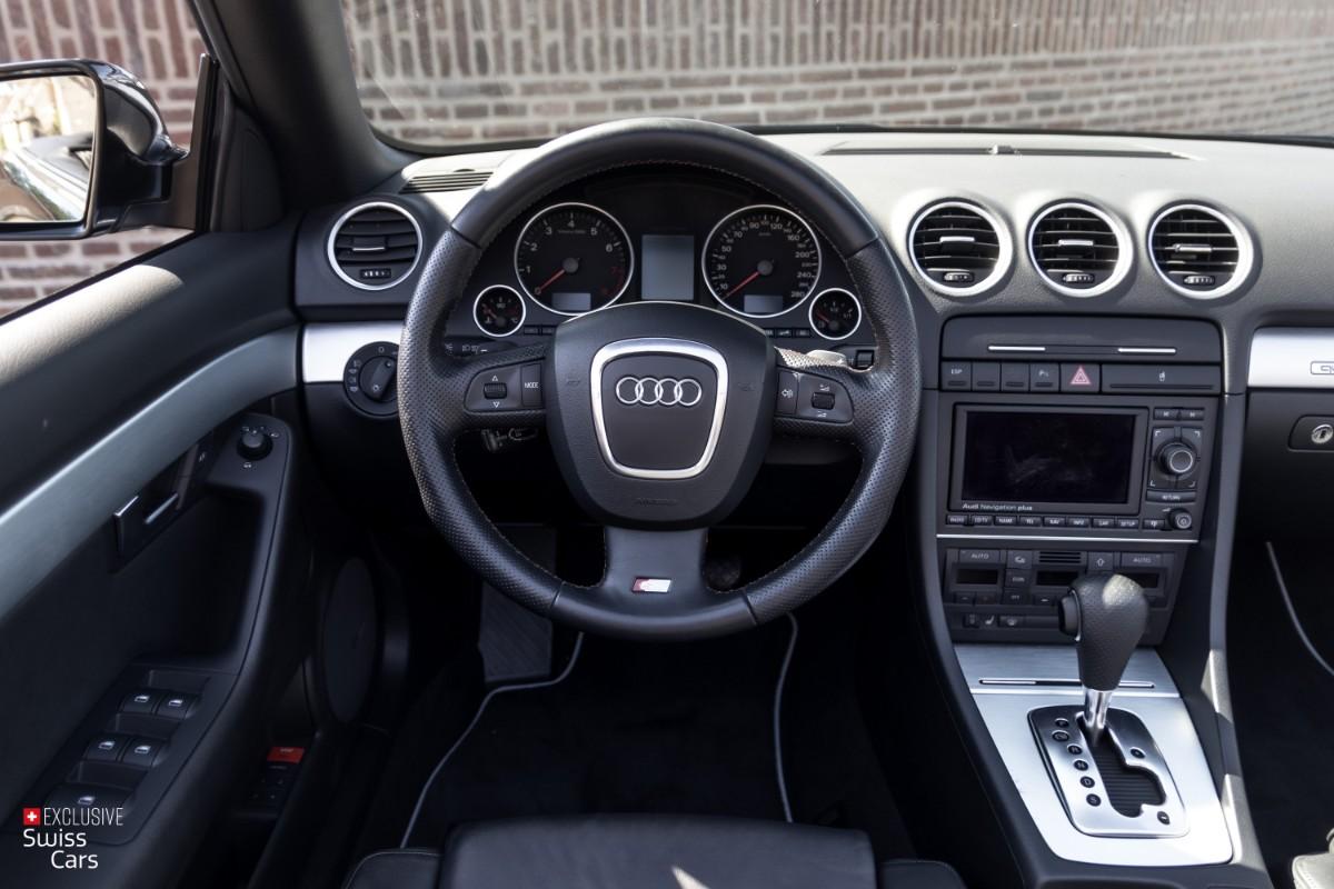 ORshoots - Exclusive Swiss Cars - Audi A4 Cabriolet - Met WM (45)