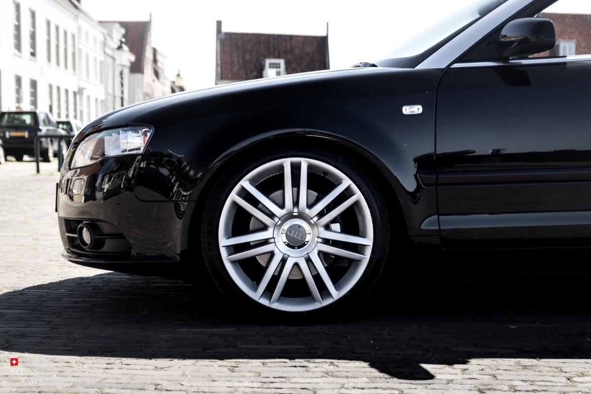 ORshoots - Exclusive Swiss Cars - Audi A4 Cabriolet - Met WM (8)