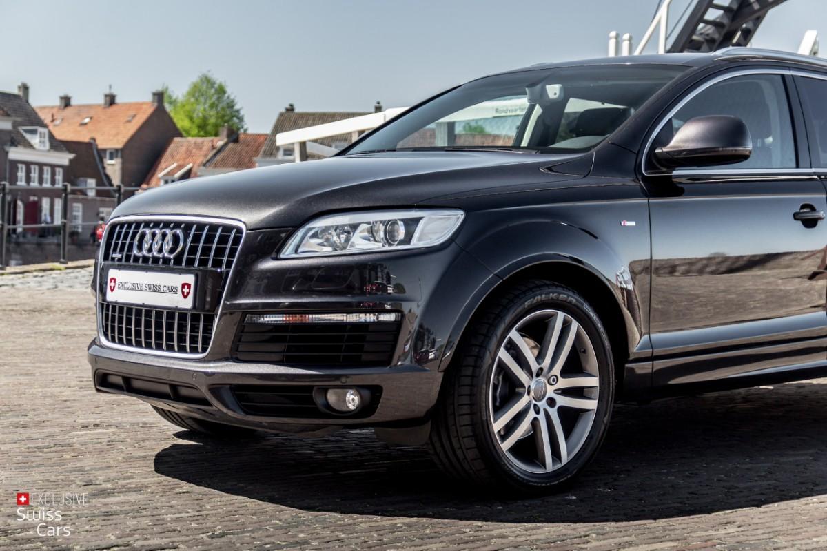 ORshoots - Exclusive Swiss Cars - Audi Q7 - Met WM (2)