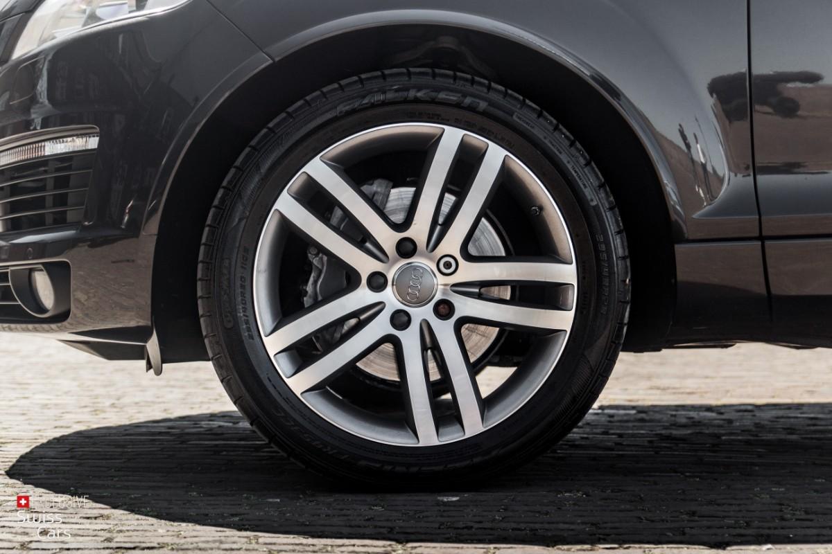ORshoots - Exclusive Swiss Cars - Audi Q7 - Met WM (7)