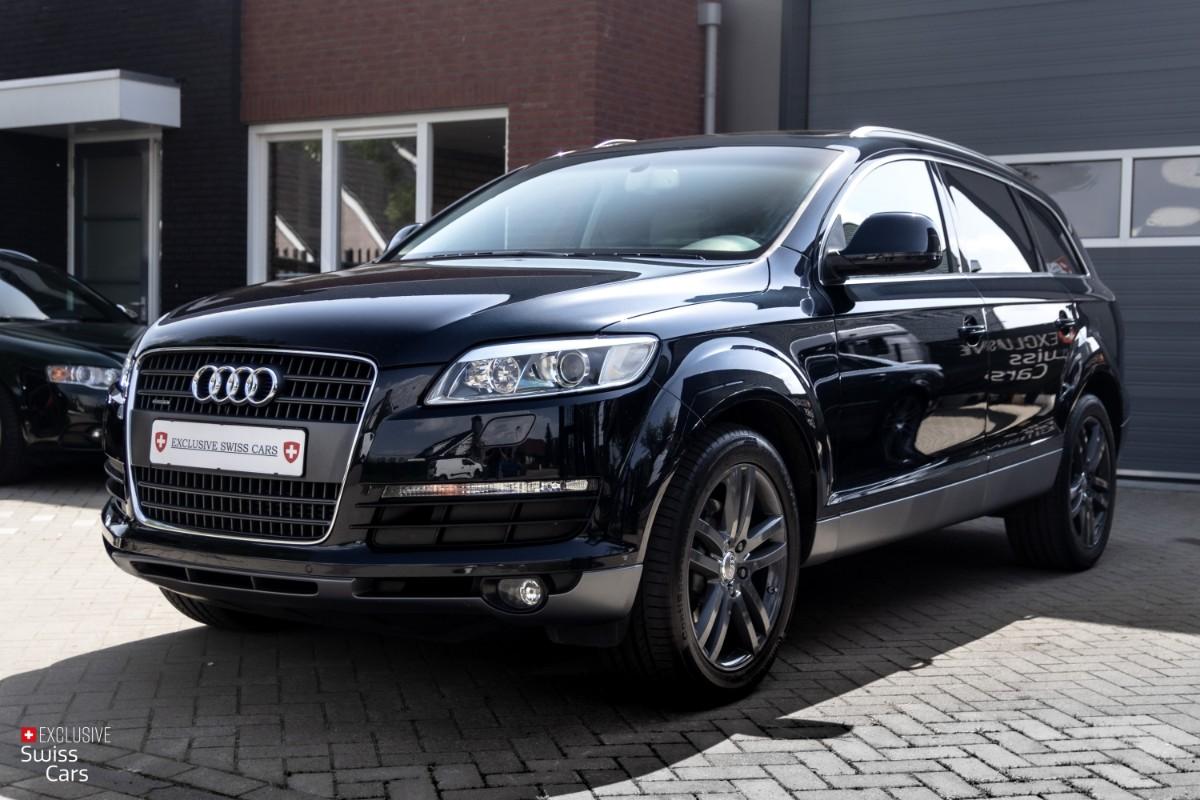 ORshoots - Exclusive Swiss Cars - Audi Q7 - Met WM(2)