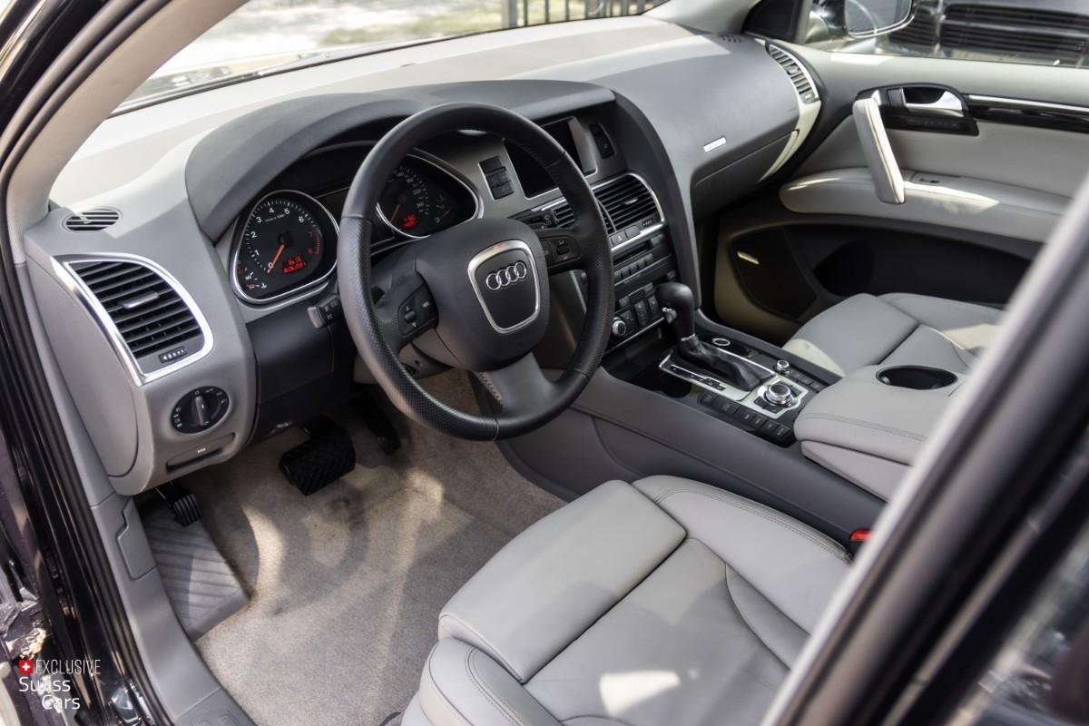 ORshoots - Exclusive Swiss Cars - Audi Q7 - Met WM(6)