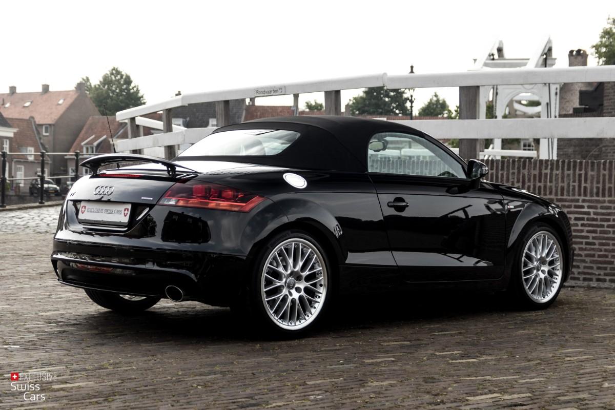 ORshoots - Exclusive Swiss Cars - Audi TT Cabriolet - Met WM (14)