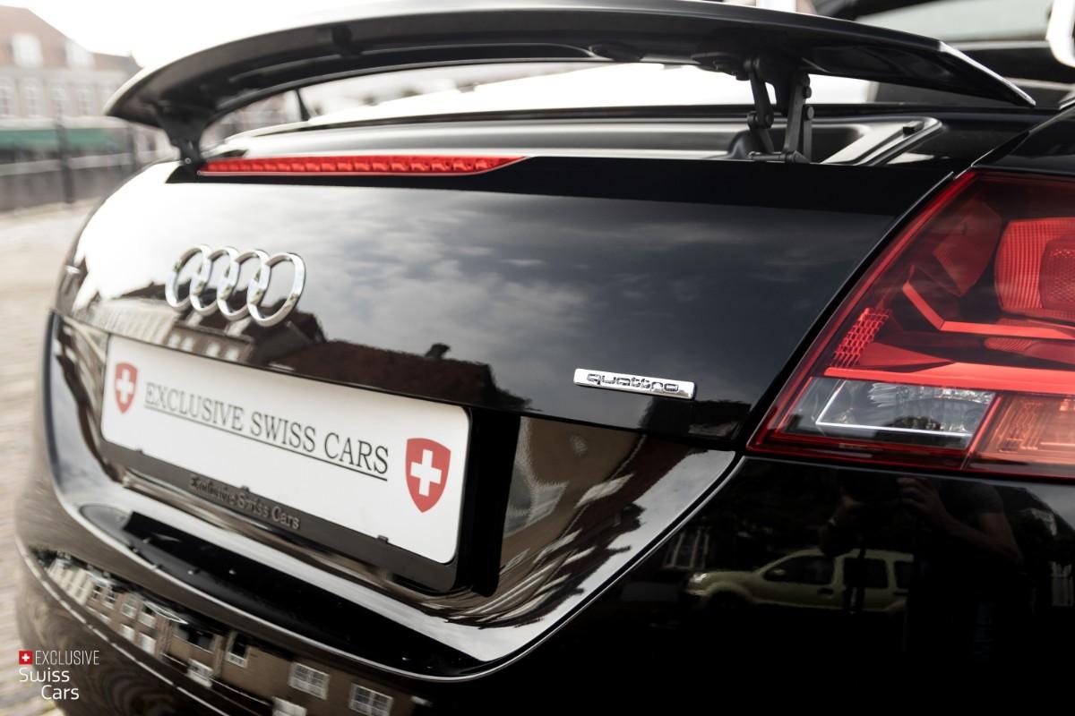 ORshoots - Exclusive Swiss Cars - Audi TT Cabriolet - Met WM (23)
