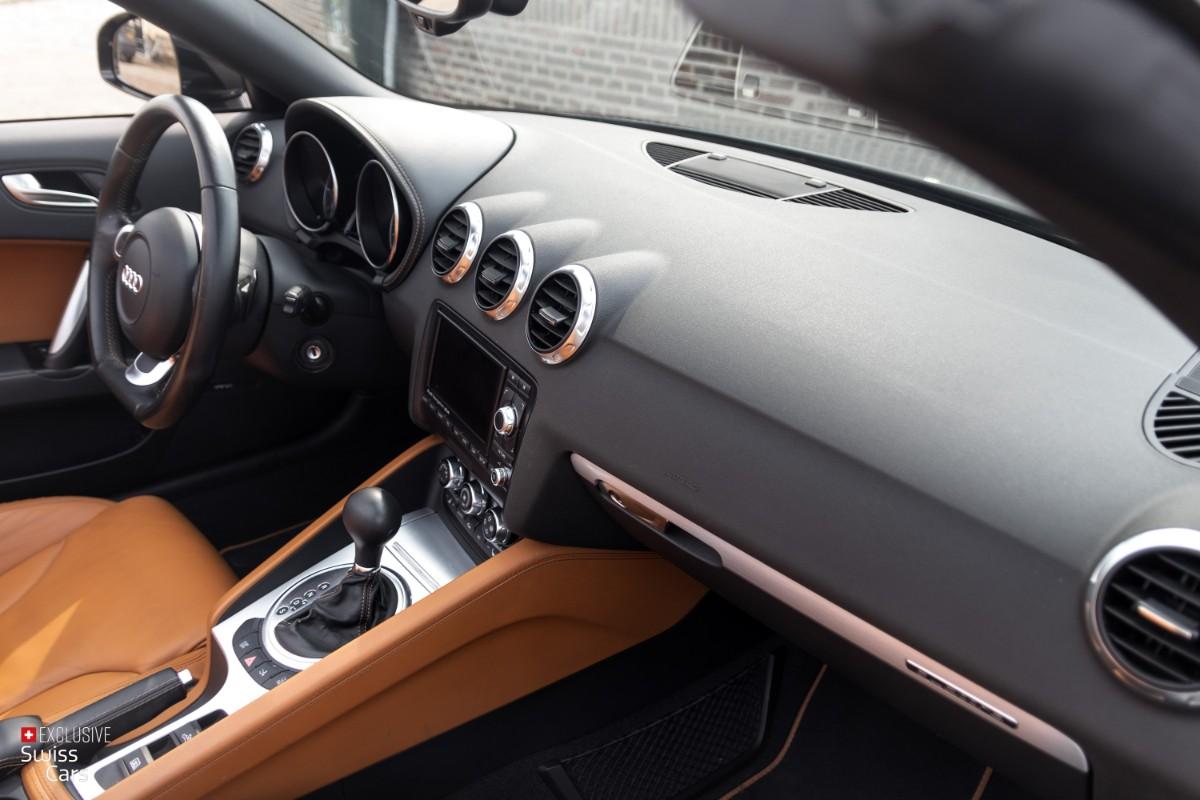 ORshoots - Exclusive Swiss Cars - Audi TT Cabriolet - Met WM (39)