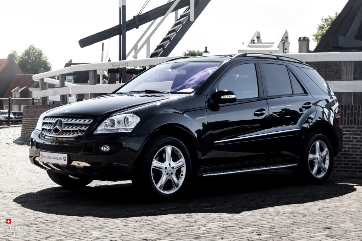 ORshoots - Exclusive Swiss Cars - Mercedes ML500 - Met WM (1)