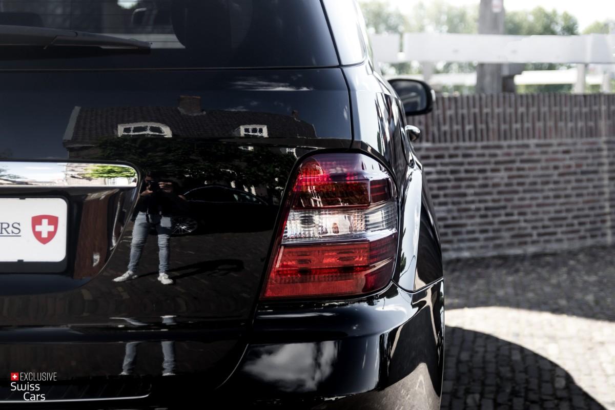 ORshoots - Exclusive Swiss Cars - Mercedes ML500 - Met WM (15)