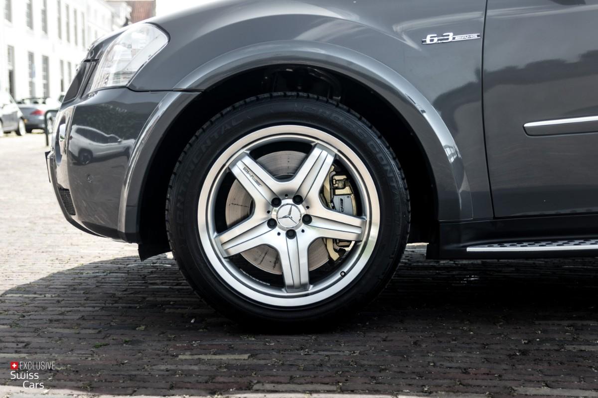 ORshoots - Exclusive Swiss Cars - Mercedes ML63 AMG - Met WM (10)