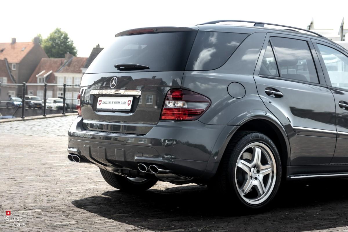 ORshoots - Exclusive Swiss Cars - Mercedes ML63 AMG - Met WM (19)
