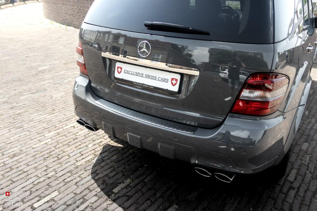 ORshoots - Exclusive Swiss Cars - Mercedes ML63 AMG - Met WM (22)