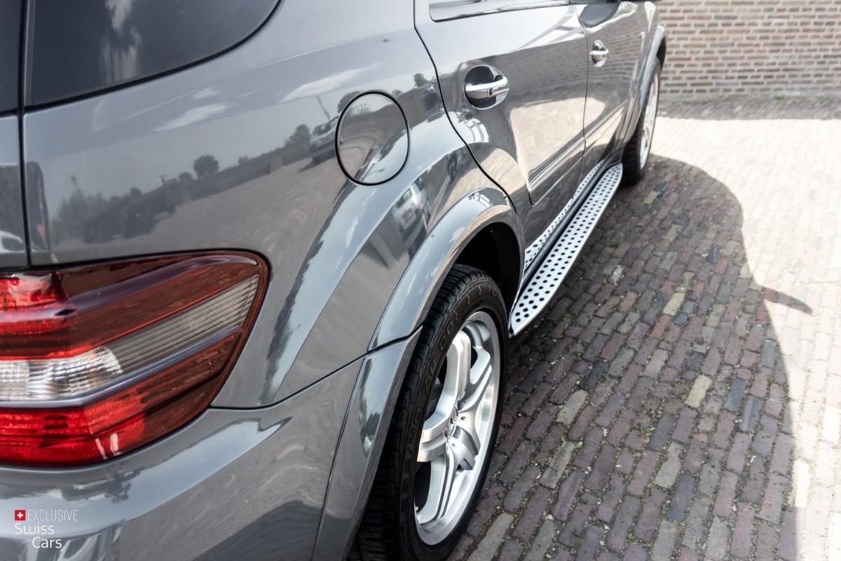 ORshoots - Exclusive Swiss Cars - Mercedes ML63 AMG - Met WM (24)