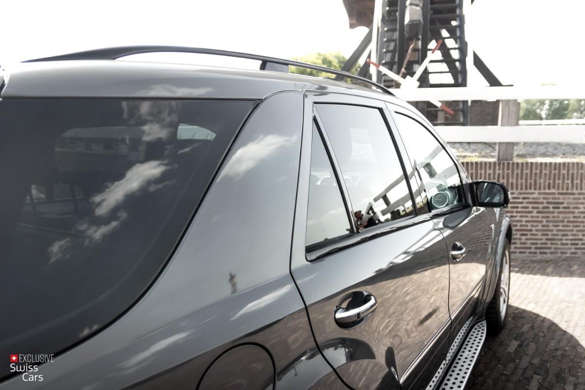ORshoots - Exclusive Swiss Cars - Mercedes ML63 AMG - Met WM (25)