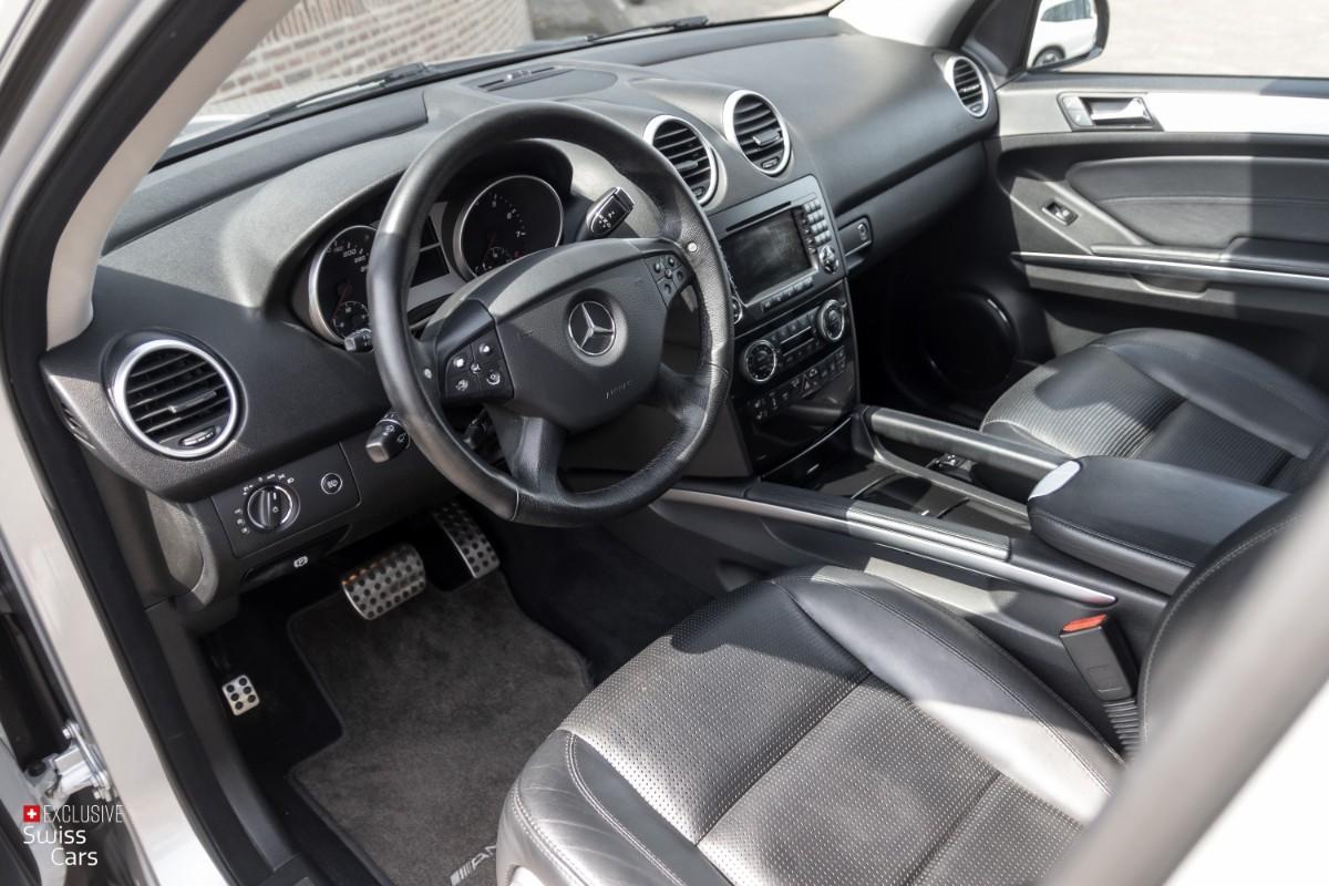 ORshoots - Exclusive Swiss Cars - Mercedes ML63 AMG - Met WM (29)