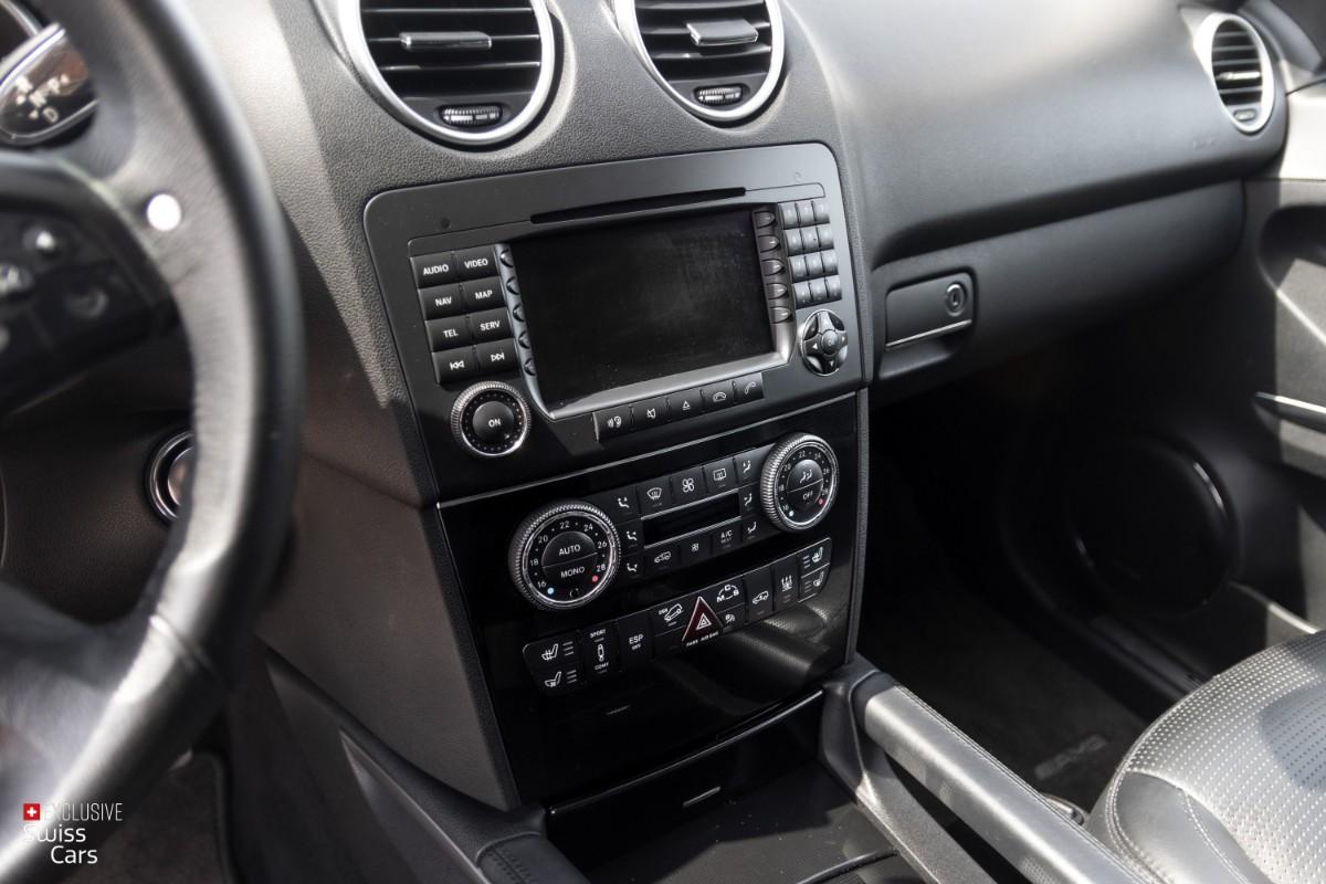 ORshoots - Exclusive Swiss Cars - Mercedes ML63 AMG - Met WM (30)