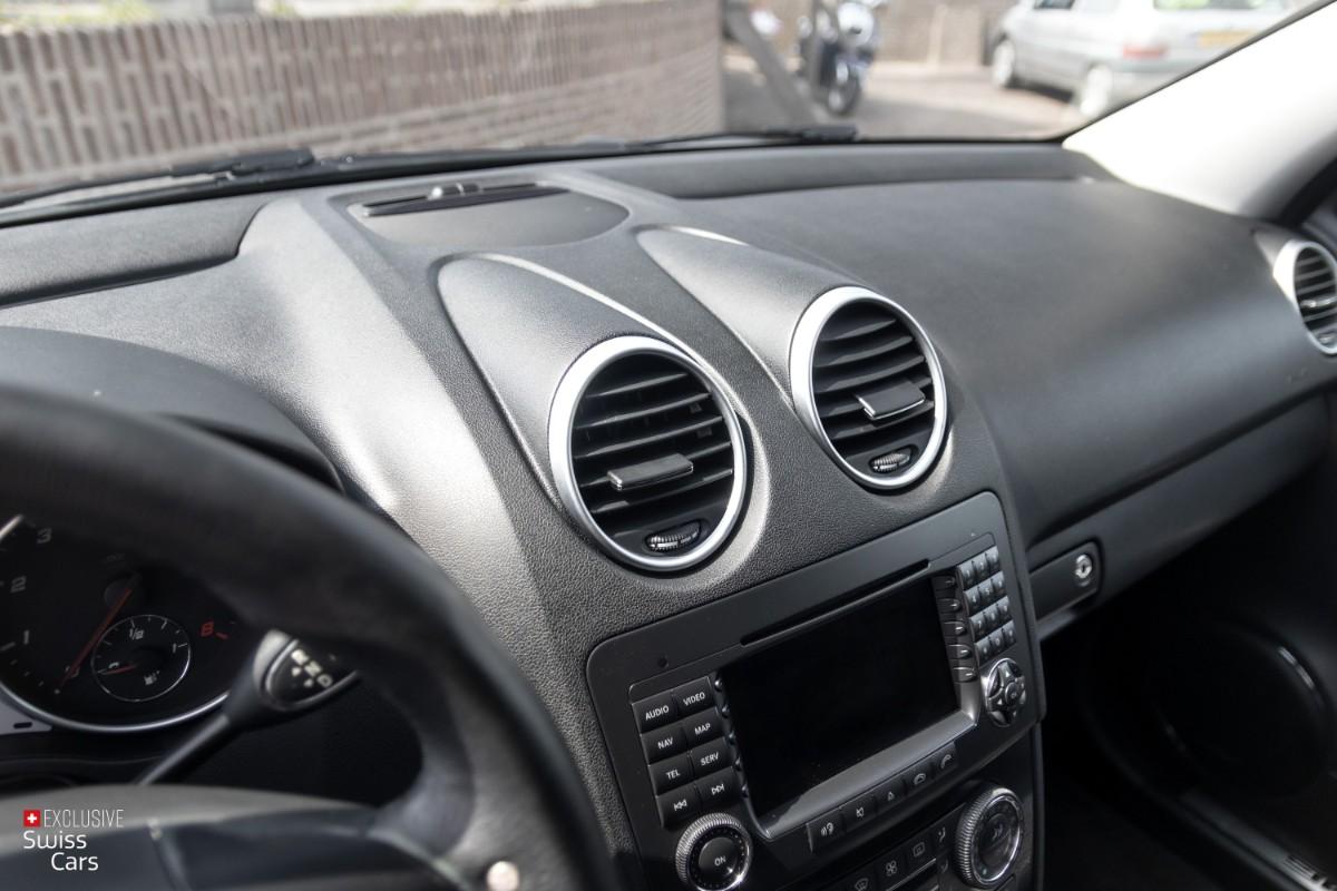 ORshoots - Exclusive Swiss Cars - Mercedes ML63 AMG - Met WM (33)