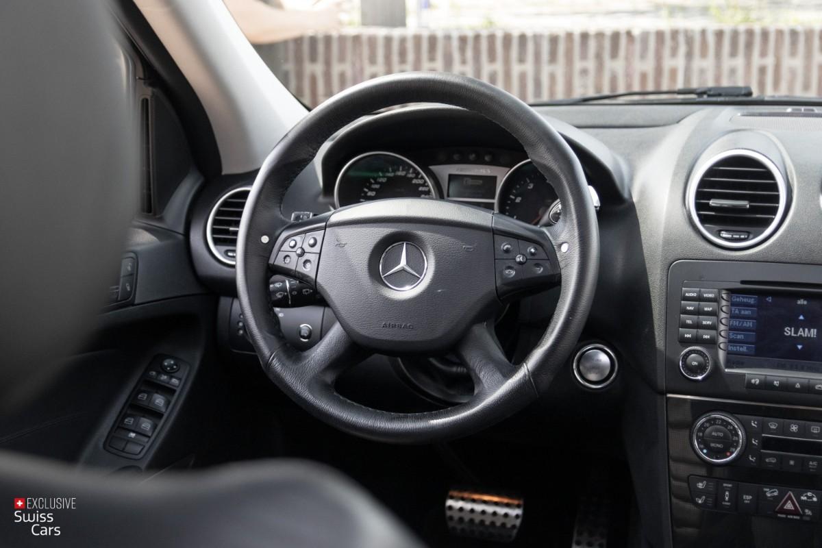 ORshoots - Exclusive Swiss Cars - Mercedes ML63 AMG - Met WM (48)