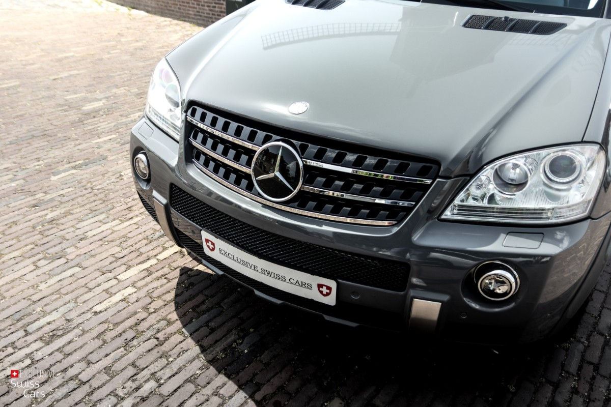ORshoots - Exclusive Swiss Cars - Mercedes ML63 AMG - Met WM (5)