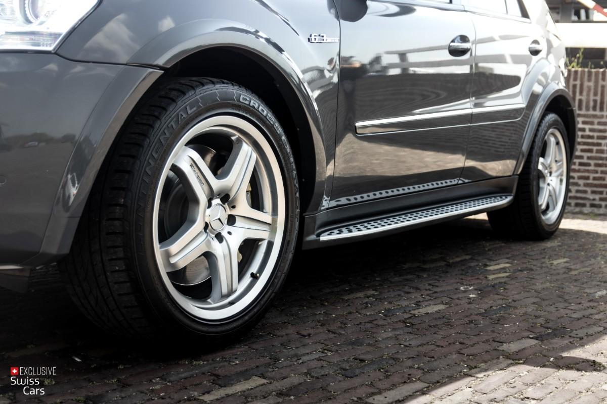 ORshoots - Exclusive Swiss Cars - Mercedes ML63 AMG - Met WM (9)