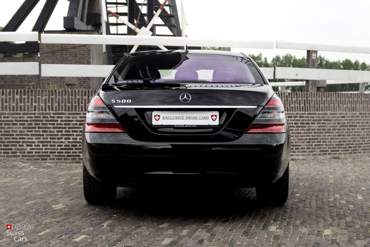 ORshoots - Exclusive Swiss Cars - Mercedes S500 - Met WM (14)