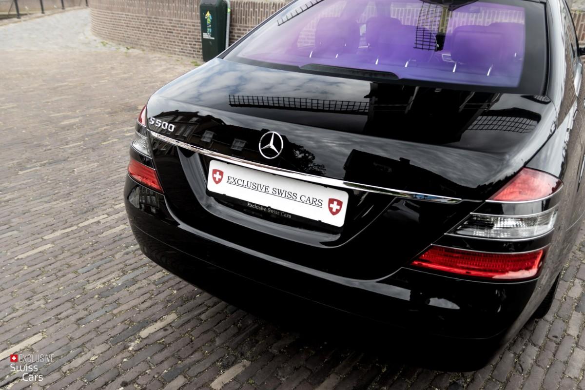 ORshoots - Exclusive Swiss Cars - Mercedes S500 - Met WM (16)