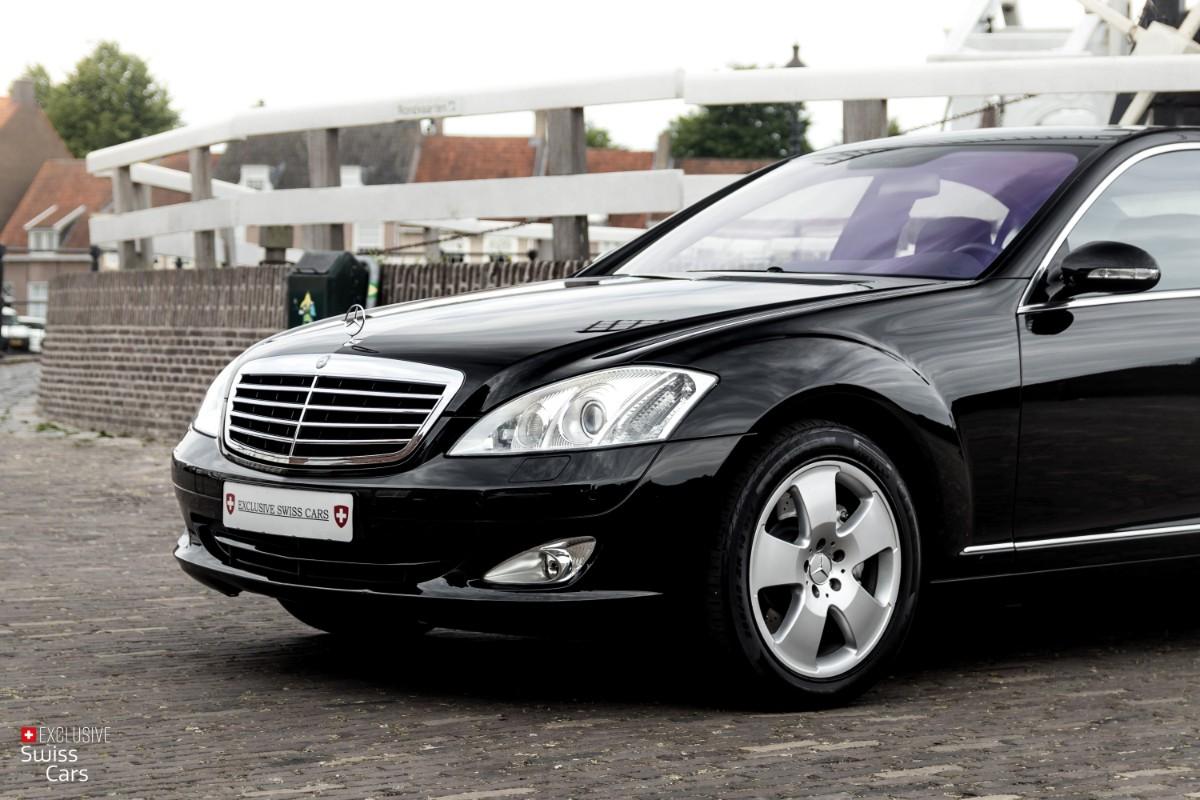 ORshoots - Exclusive Swiss Cars - Mercedes S500 - Met WM (2)