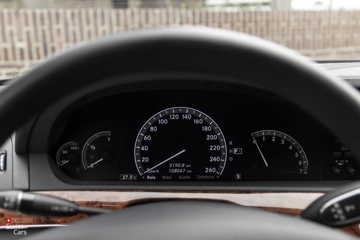 ORshoots - Exclusive Swiss Cars - Mercedes S500 - Met WM (27)