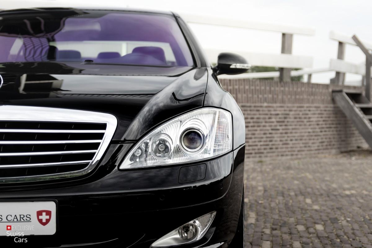 ORshoots - Exclusive Swiss Cars - Mercedes S500 - Met WM (4)