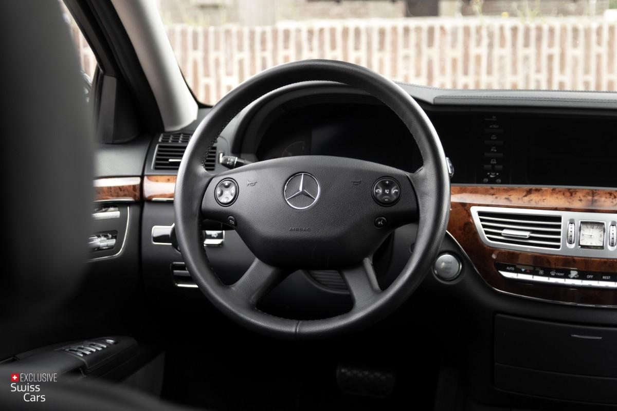ORshoots - Exclusive Swiss Cars - Mercedes S500 - Met WM (40)