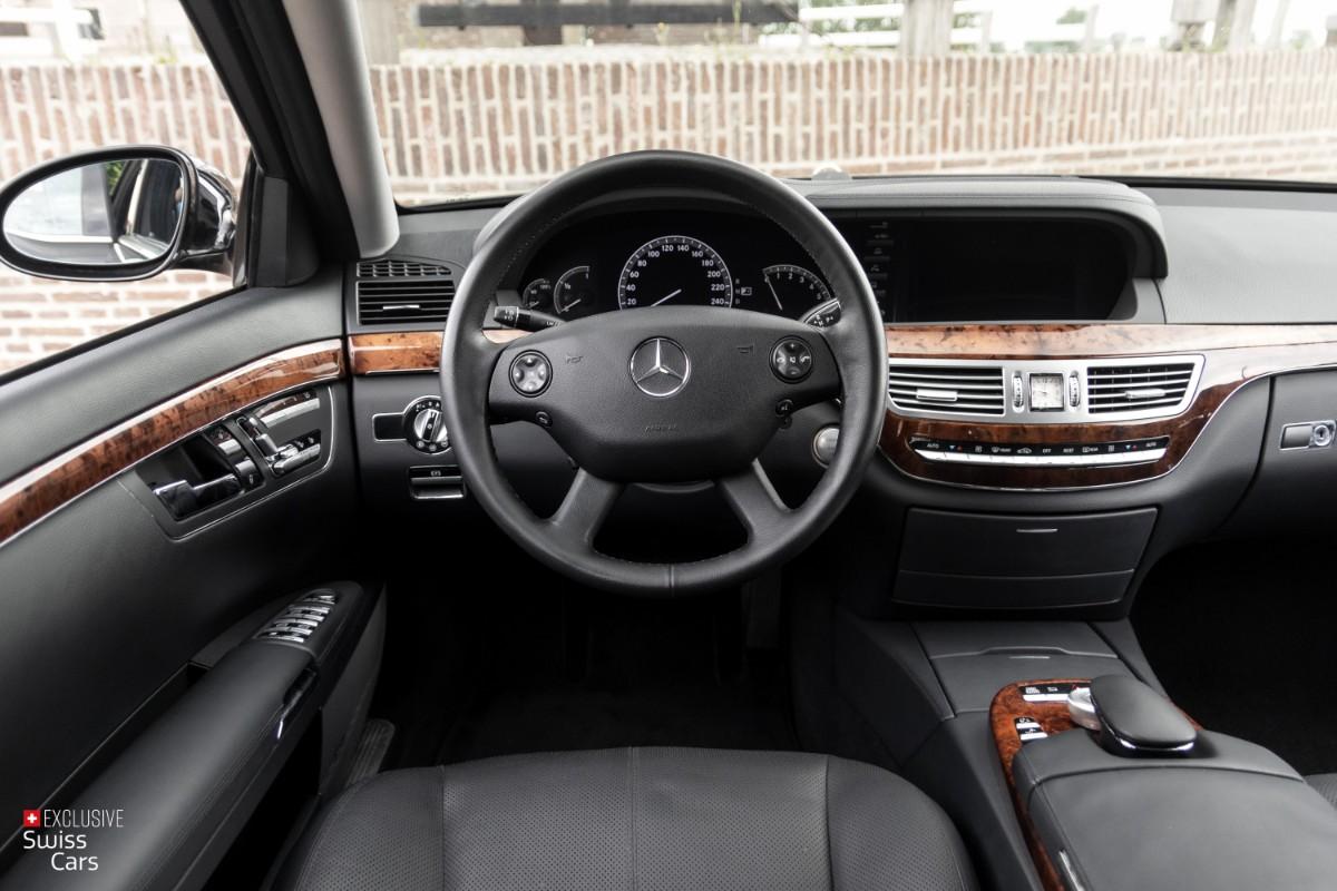 ORshoots - Exclusive Swiss Cars - Mercedes S500 - Met WM (41)