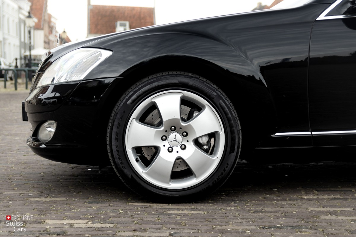 ORshoots - Exclusive Swiss Cars - Mercedes S500 - Met WM (7)