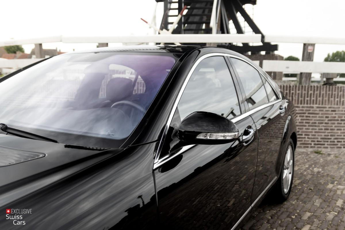 ORshoots - Exclusive Swiss Cars - Mercedes S500 - Met WM (9)