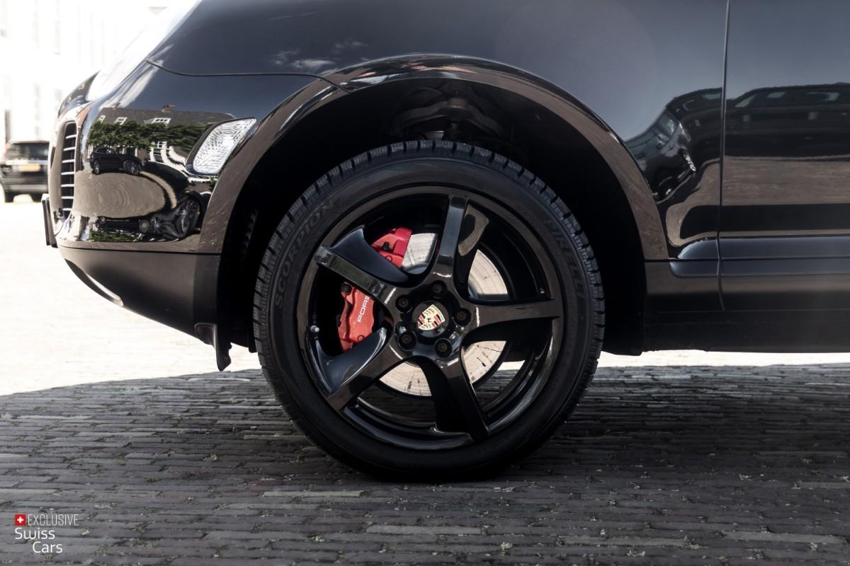 ORshoots - Exclusive Swiss Cars - Porsche Cayenne Turbo - Met WM (11)