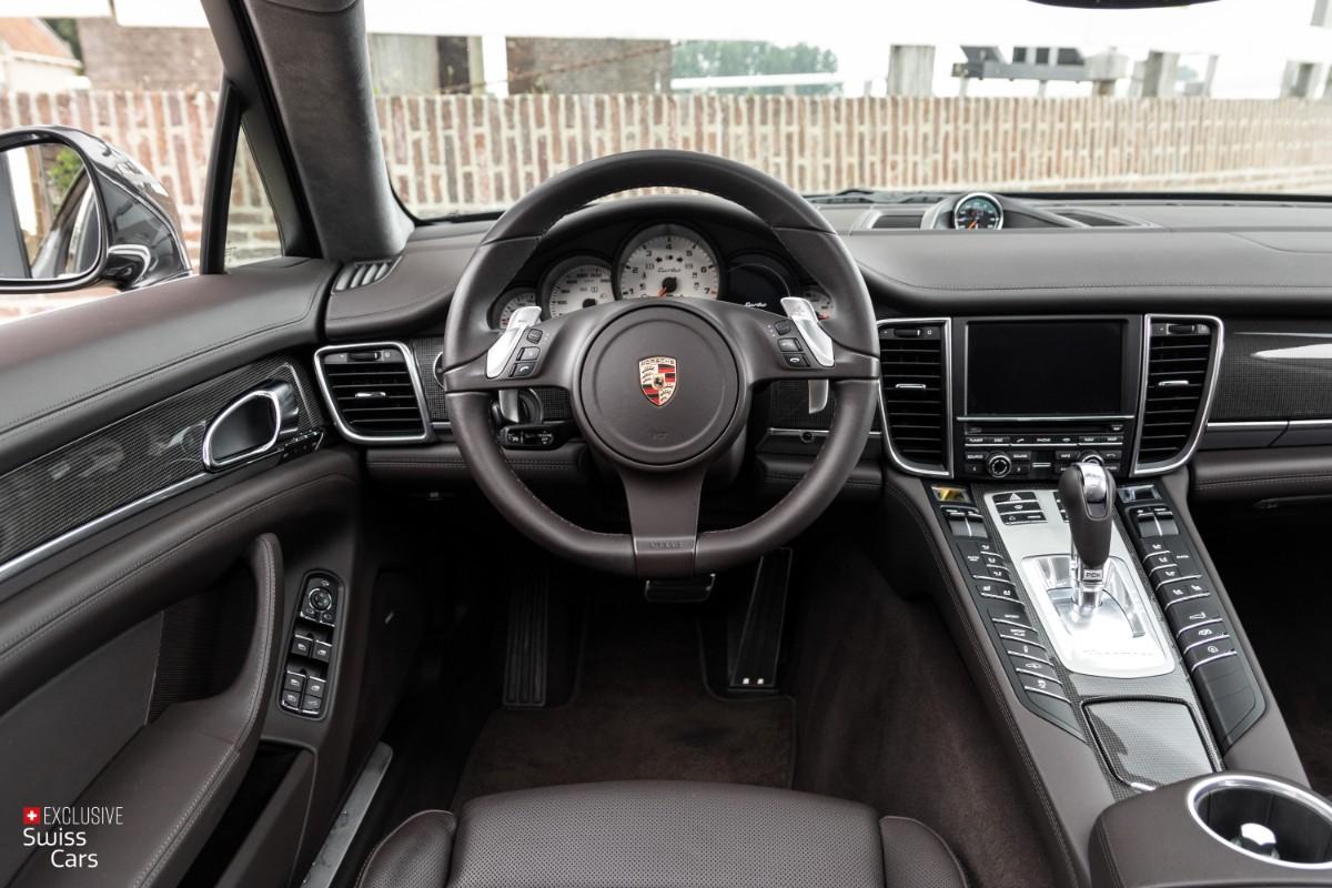 ORshoots - Exclusive Swiss Cars - Porsche Panamera Turbo - Met WM (50)
