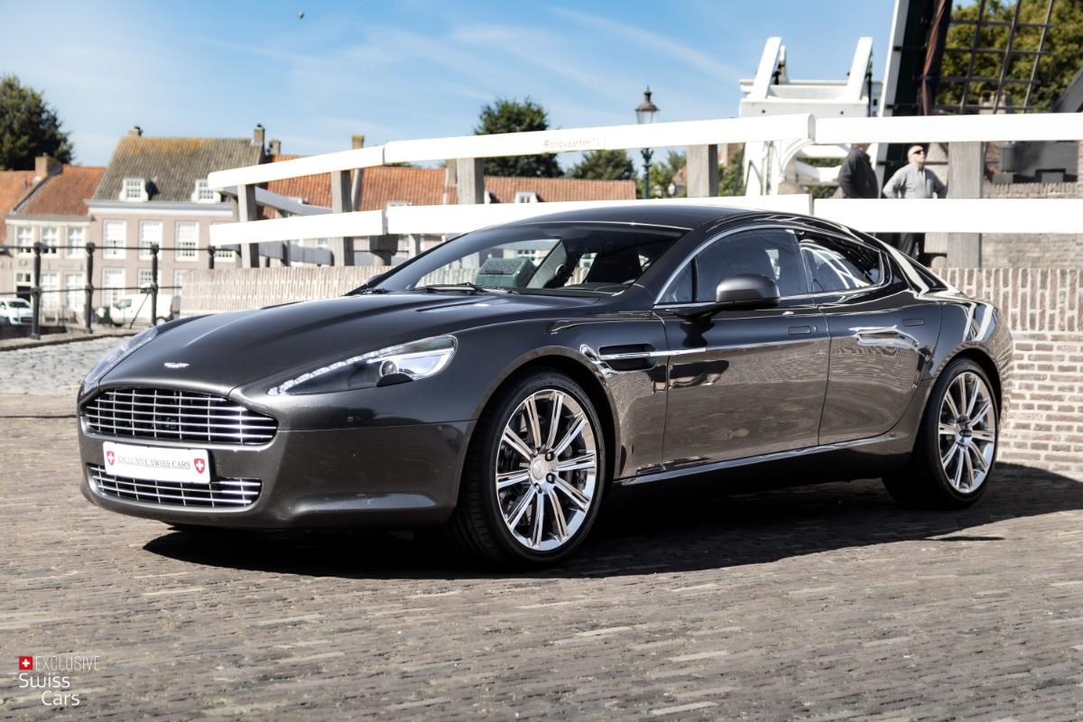 ORshoots - Exclusive Swiss Cars - Aston Martin Rapide - Met WM (1)