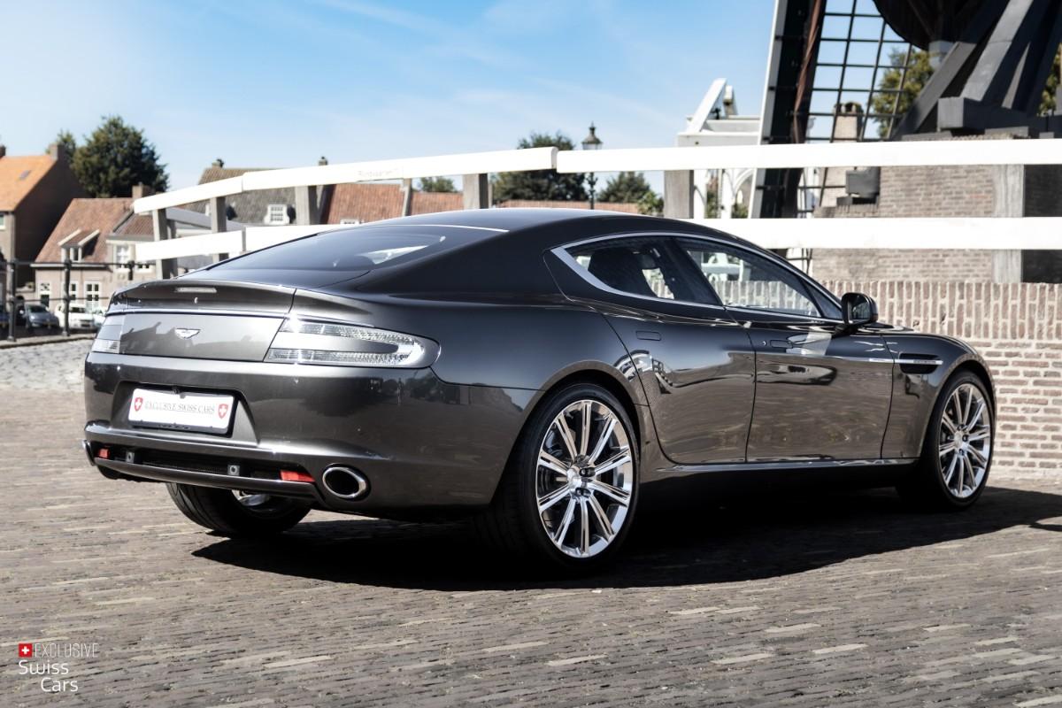 ORshoots - Exclusive Swiss Cars - Aston Martin Rapide - Met WM (14)