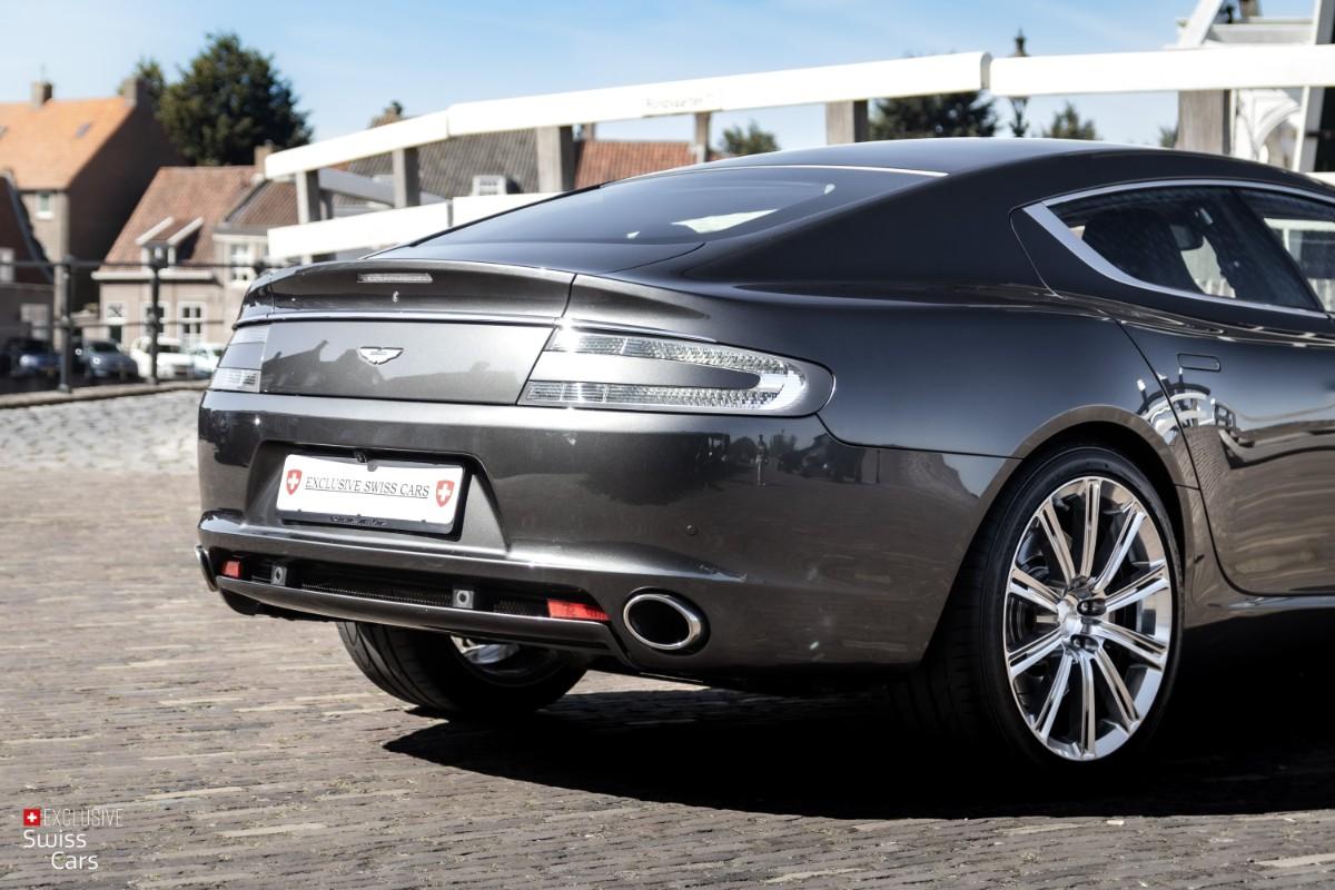 ORshoots - Exclusive Swiss Cars - Aston Martin Rapide - Met WM (15)
