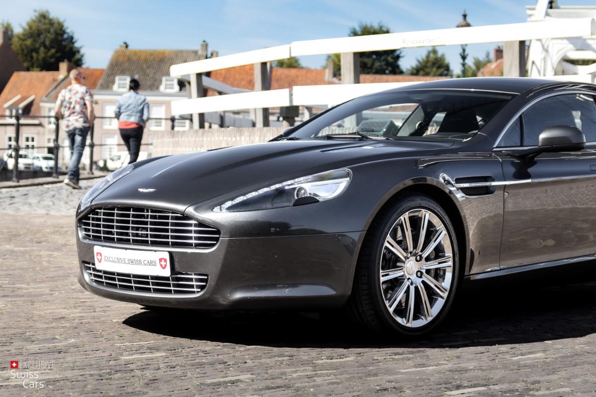 ORshoots - Exclusive Swiss Cars - Aston Martin Rapide - Met WM (2)