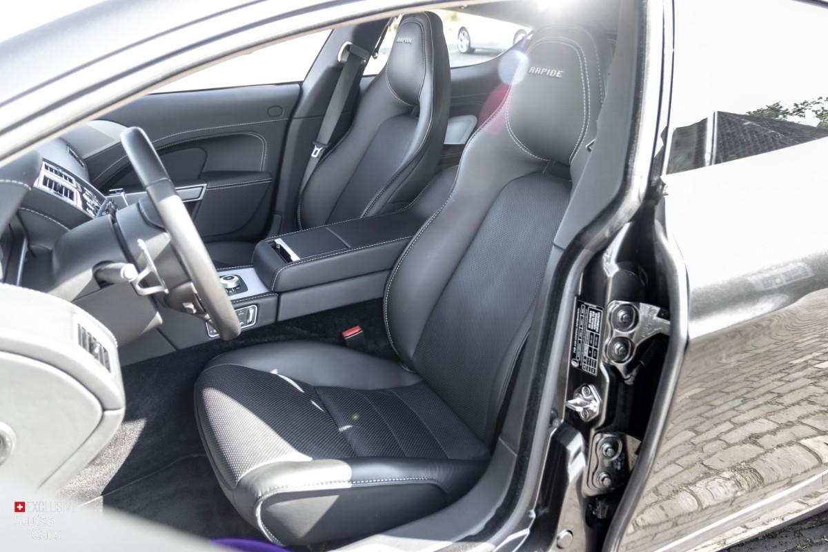 ORshoots - Exclusive Swiss Cars - Aston Martin Rapide - Met WM (31)