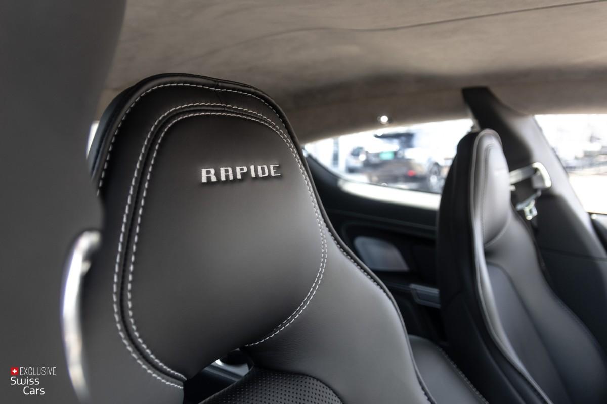 ORshoots - Exclusive Swiss Cars - Aston Martin Rapide - Met WM (41)