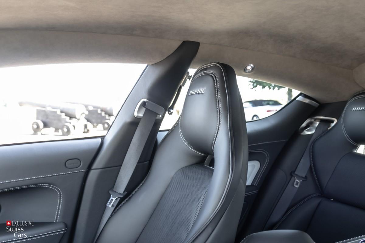 ORshoots - Exclusive Swiss Cars - Aston Martin Rapide - Met WM (46)