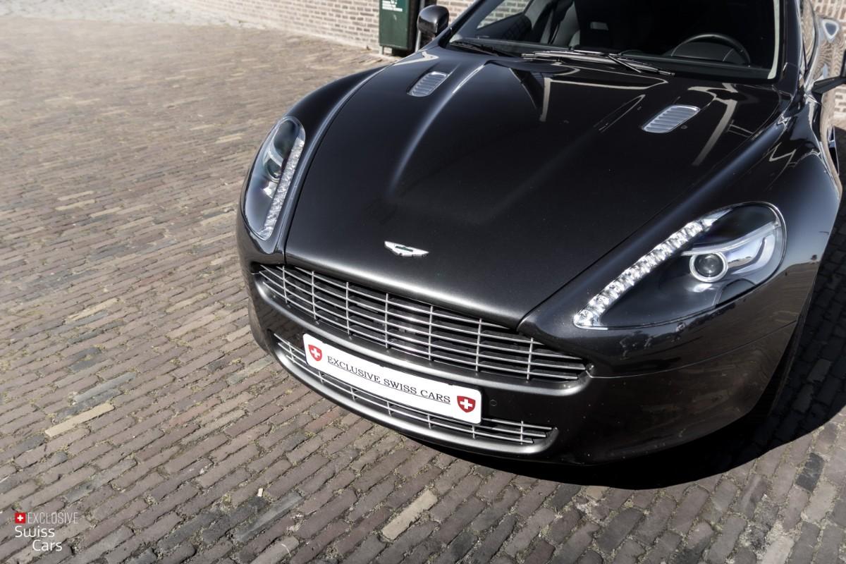 ORshoots - Exclusive Swiss Cars - Aston Martin Rapide - Met WM (5)